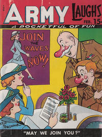 Cover Thumbnail for Army Laughs (Prize, 1941 series) #v3#11