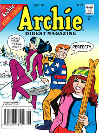 Cover Thumbnail for Archie Comics Digest (Archie, 1973 series) #126