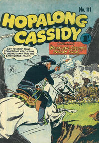 Cover Thumbnail for Hopalong Cassidy (K. G. Murray, 1954 series) #111