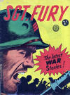 Cover for Sgt. Fury (Horwitz, 1964 ? series) #4