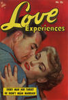 Cover for Love Experiences (Ace Magazines, 1951 series) #23