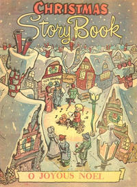 Cover Thumbnail for Christmas Story Book (Magazine Enterprises, 1953 series)