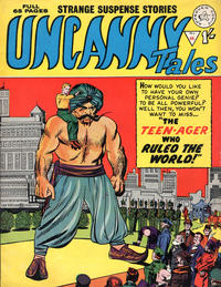 Cover Thumbnail for Uncanny Tales (Alan Class, 1963 series) #46