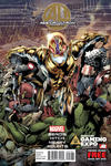 Cover Thumbnail for Age of Ultron (2013 series) #1 [SXSW Gaming Expo Variant by Bryan Hitch]