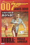 Cover for James Bond (Semic, 1979 series) #2/1984