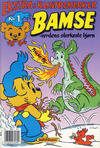 Cover for Bamse (Hjemmet, 1991 series) #1/1994