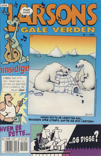 Cover Thumbnail for Larsons gale verden (Bladkompaniet, 1992 series) #1/2000