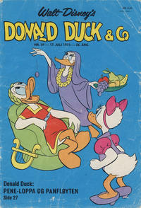 Cover Thumbnail for Donald Duck & Co (Hjemmet, 1948 series) #29/1973