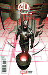 Cover Thumbnail for Age of Ultron (2013 series) #1 [Ultron Evolved Variant Cover by Rock-He Kim]
