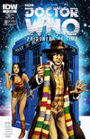 Cover Thumbnail for Doctor Who: Prisoners of Time (2013 series) #4 [Retailer Incentive Cover A - Gary Erskine]