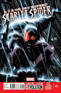 Cover Thumbnail for Scarlet Spider (Marvel, 2012 series) #15