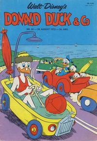 Cover Thumbnail for Donald Duck & Co (Hjemmet, 1948 series) #35/1973