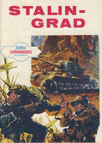 Cover Thumbnail for Commandoes (Fredhøis forlag, 1973 series) #117