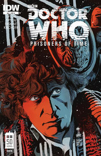 Cover Thumbnail for Doctor Who: Prisoners of Time (IDW, 2013 series) #4