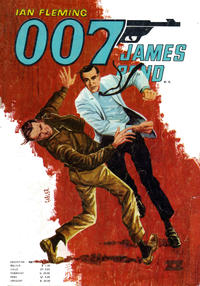 Cover Thumbnail for 007 James Bond (Zig-Zag, 1968 series) #35