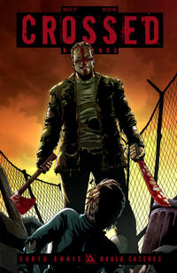 Cover Thumbnail for Crossed Badlands (Avatar Press, 2012 series) #27