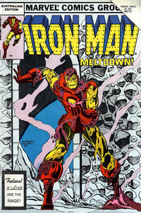Cover Thumbnail for The Invincible Iron Man (Federal, 1985 ? series) #9