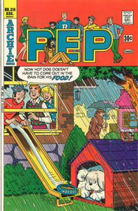 Cover Thumbnail for Pep (Archie, 1960 series) #316