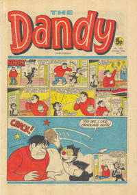 Cover Thumbnail for The Dandy (D.C. Thomson, 1950 series) #1875