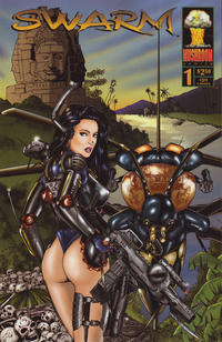 Cover Thumbnail for Futuretech / Swarm (Mushroom Comics; Morning Star Studios, 1996 series) #1