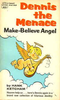 Cover Thumbnail for Dennis the Menace Make-Believe Angel (Crest Books, 1964 series) #d1120