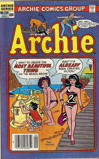 Cover Thumbnail for Archie (Archie, 1959 series) #319