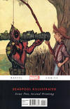 Cover for Deadpool Killustrated (Marvel, 2013 series) #2 [2nd Printing]