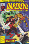 Cover for Daredevil (Federal, 1983 series) #3