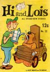 Cover for Hi and Lois (Yaffa / Page, 1964 ? series) #22