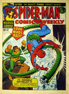 Cover for Spider-Man Comics Weekly (Marvel UK, 1973 series) #47