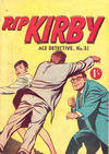 Cover for Rip Kirby (Yaffa / Page, 1962 ? series) #31