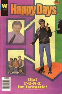 Cover Thumbnail for Happy Days (Western, 1979 series) #2 [Whitman cover]