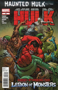 Cover Thumbnail for Hulk (Marvel, 2008 series) #52