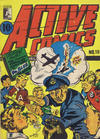 Cover for Active Comics (Bell Features, 1942 series) #18
