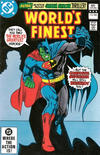 Cover for World's Finest Comics (DC, 1941 series) #283 [Direct Sales / No cover month]