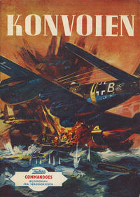 Cover Thumbnail for Commandoes (Fredhøis forlag, 1962 series) #v2#4