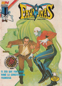 Cover Thumbnail for Fantomas (Editorial Novaro, 1969 series) #568