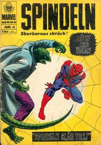 Cover Thumbnail for Marvelserien (Williams Förlags AB, 1967 series) #11