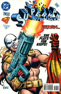 Cover Thumbnail for Action Comics (DC, 1938 series) #718