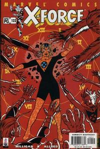 Cover Thumbnail for X-Force (Marvel, 1991 series) #122 [Direct Edition]