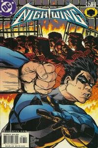 Cover Thumbnail for Nightwing (DC, 1996 series) #67