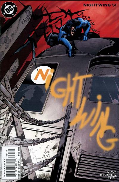 Cover for Nightwing (DC, 1996 series) #64