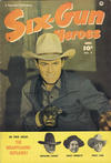 Cover for Six-Gun Heroes (Export Publishing, 1950 series) #4