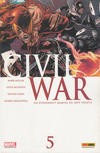 Cover for Civil War (Panini France, 2007 series) #5