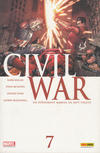 Cover for Civil War (Panini France, 2007 series) #7