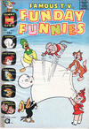 Cover for Famous TV Funday Funnies (Harvey, 196