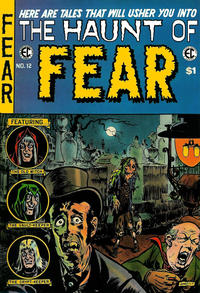 Cover Thumbnail for EC Classic Reprint (East Coast Comix, 1973 series) #4