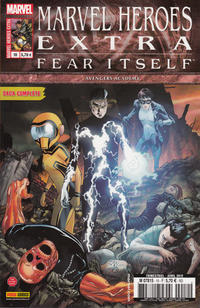 Cover Thumbnail for Marvel Heroes Extra (Panini France, 2010 series) #10