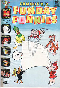 Cover for Famous TV Funday Funnies (1961 series) #1
