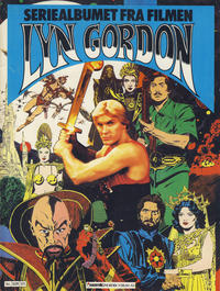 Cover Thumbnail for Lyn Gordon filmalbum (Semic, 1981 series)
